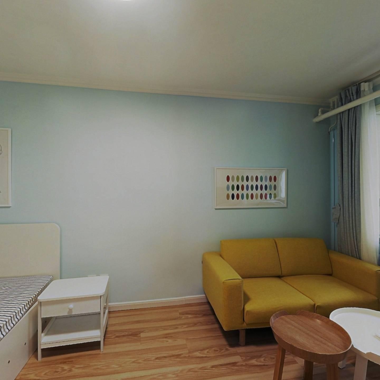 整租·定安东里 2室1厅 南卧室图