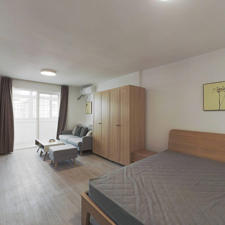 整租·石榴园南里小区 1室1厅 东卧室图