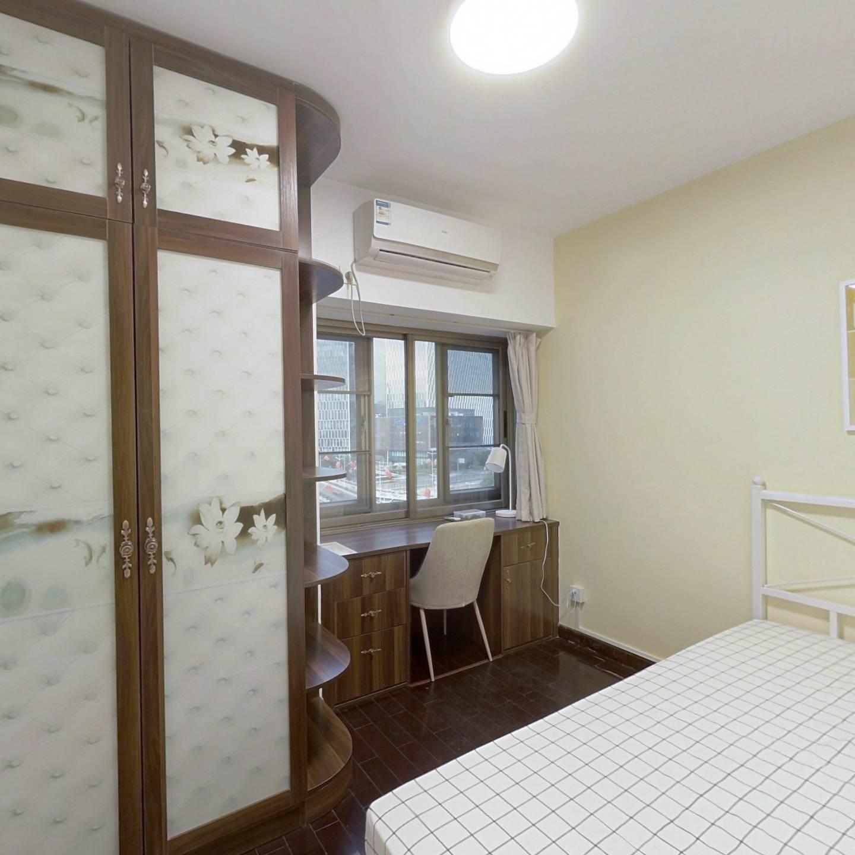 合租·城市印象 4室1厅 南卧室图