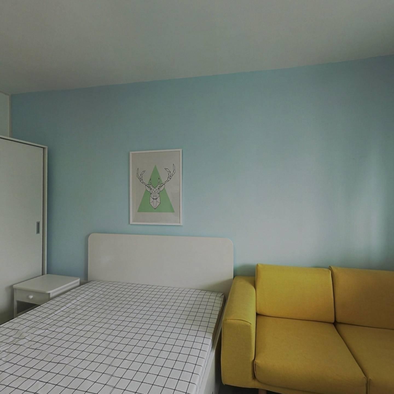 整租·锦苑小区(虹口) 1室1厅 南卧室图