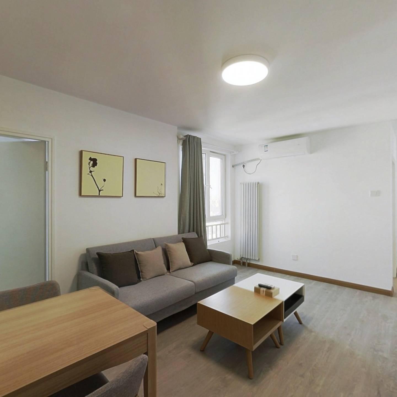 整租·弘善家园 2室1厅 东北卧室图
