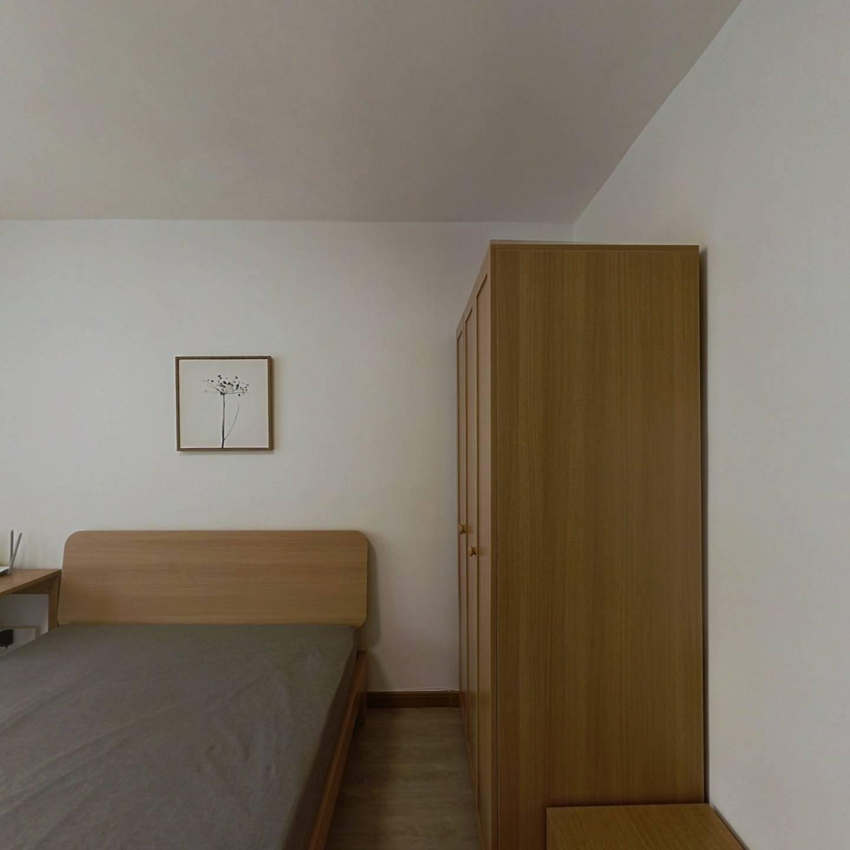整租·开鲁六村 1室1厅 南卧室图