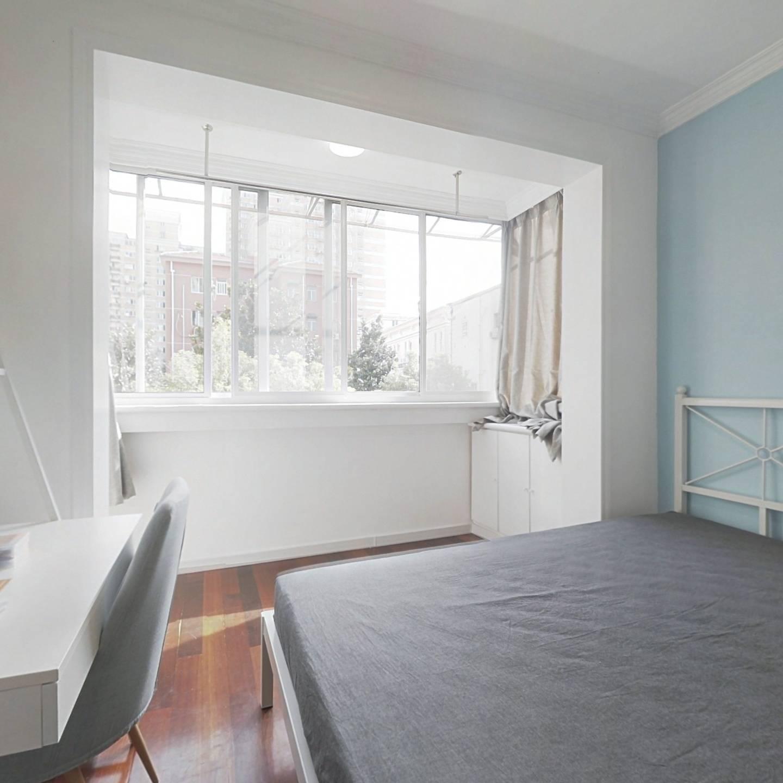 合租·金谷园 3室1厅 南卧室图