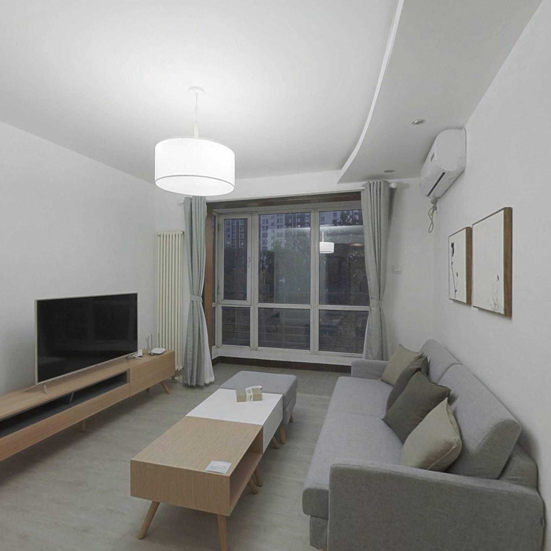 整租·华龙美树 1室1厅 南卧室图
