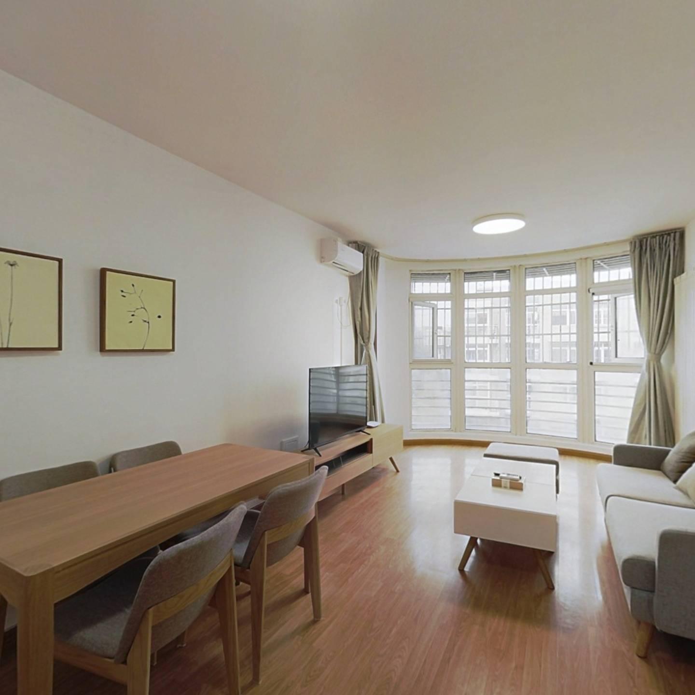 整租·世嘉丽晶 2室1厅 南北卧室图