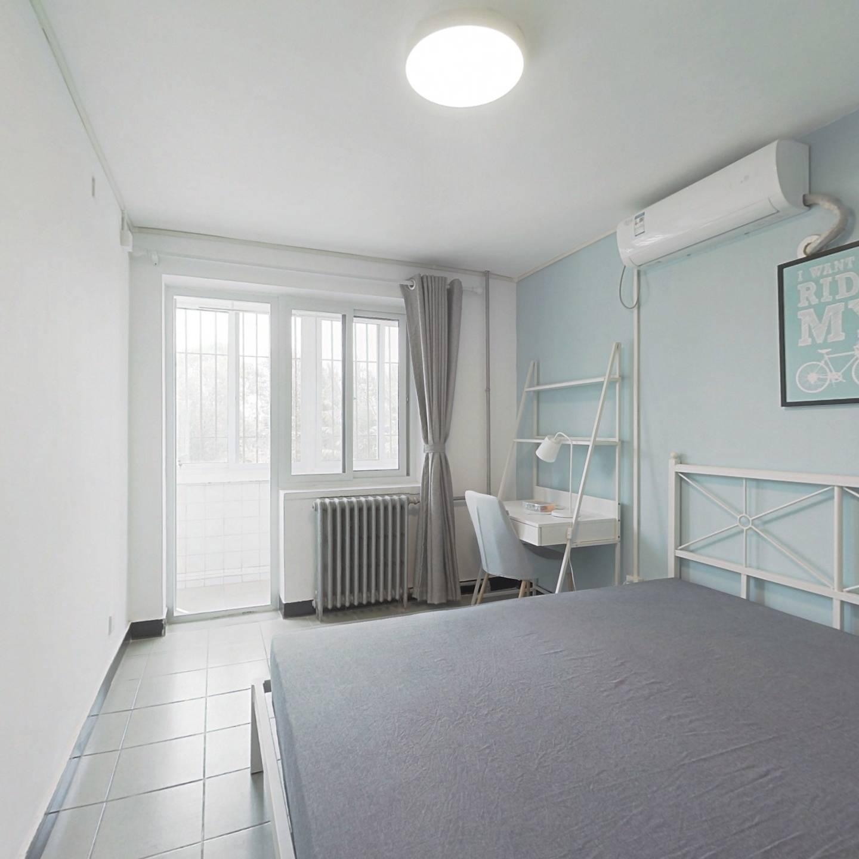 合租·华龙苑南里 2室1厅 南卧室图