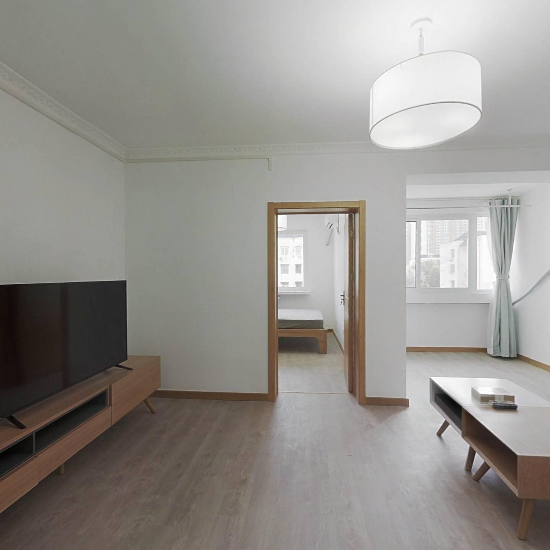 整租·建材城西二里 2室1厅 南北卧室图