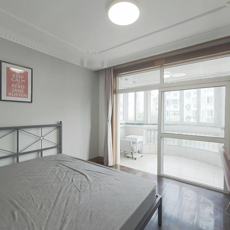 合租·新芳邻 3室1厅 南卧室图