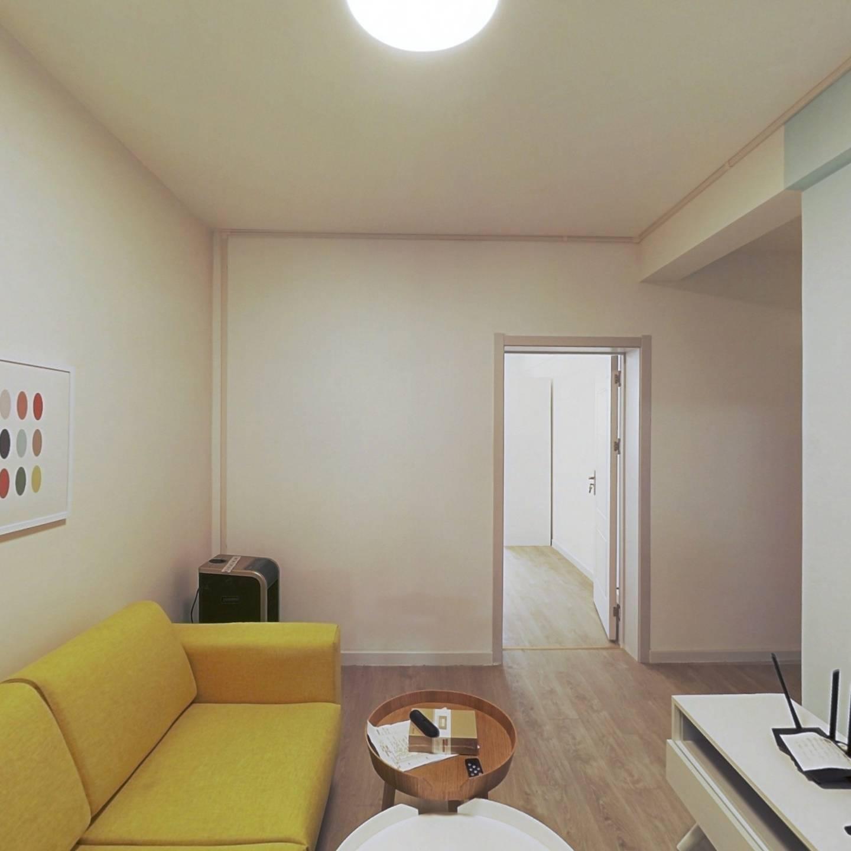 整租·八里庄北里小区 1室1厅 南北卧室图