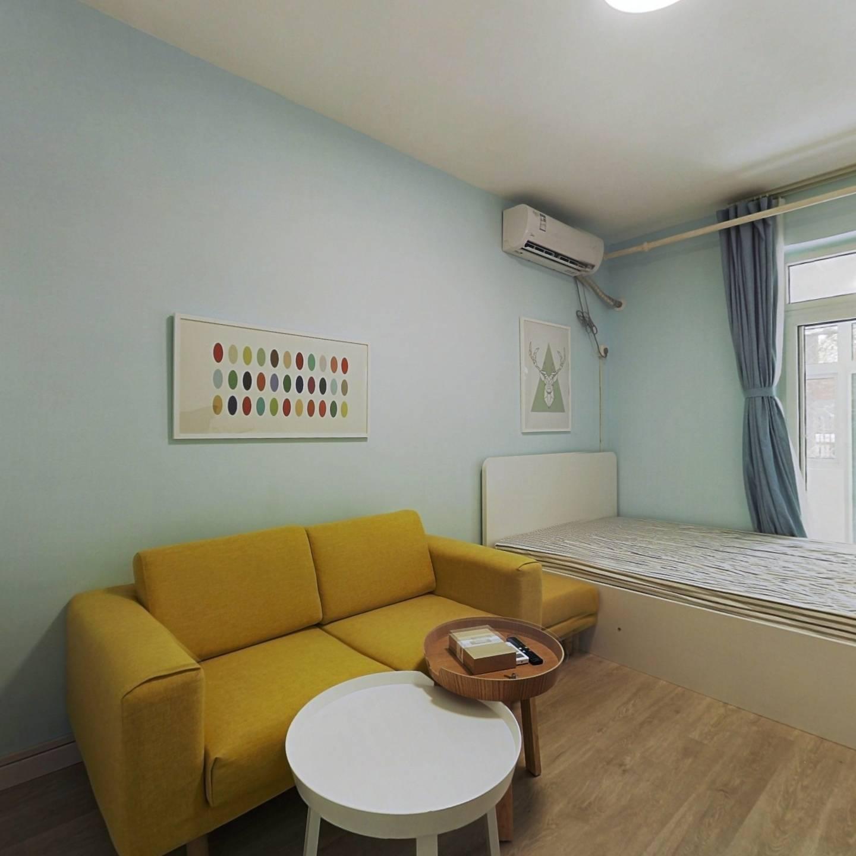 整租·三义里 2室1厅 南北卧室图