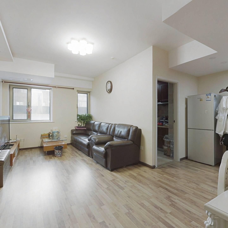 整租·日坛国际公寓 2室1厅 西