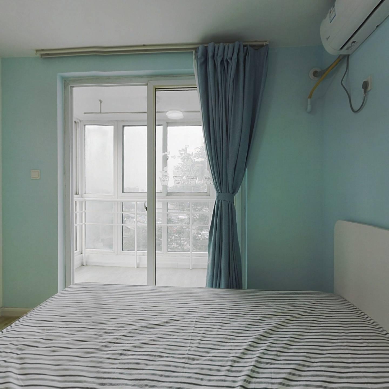 整租·未来66 1室1厅 东卧室图
