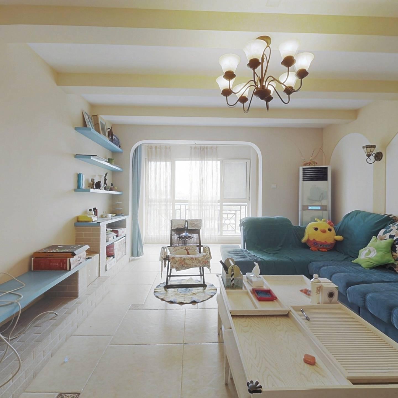 整租·绿城百合公寓流虹苑 4室2厅 复式 南/北
