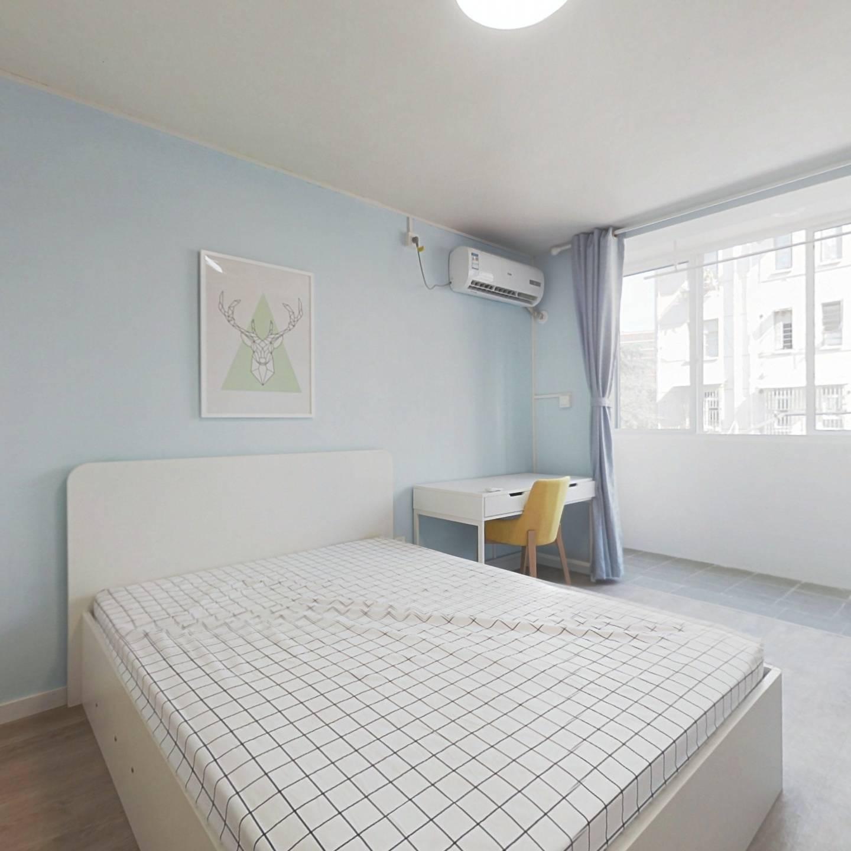 整租·周家湾小区 1室1厅 南卧室图