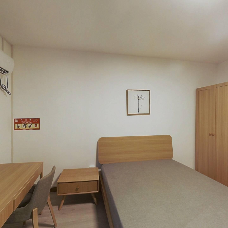 整租·眉州路100弄 1室1厅 西卧室图