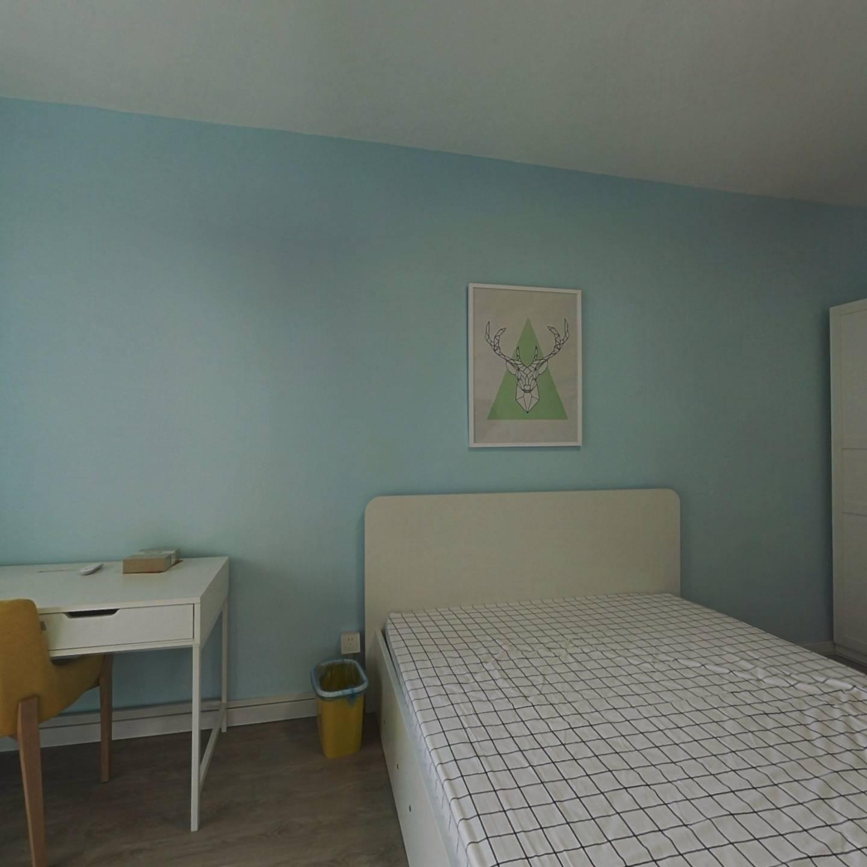 整租·丽园路1032弄 1室1厅 南卧室图