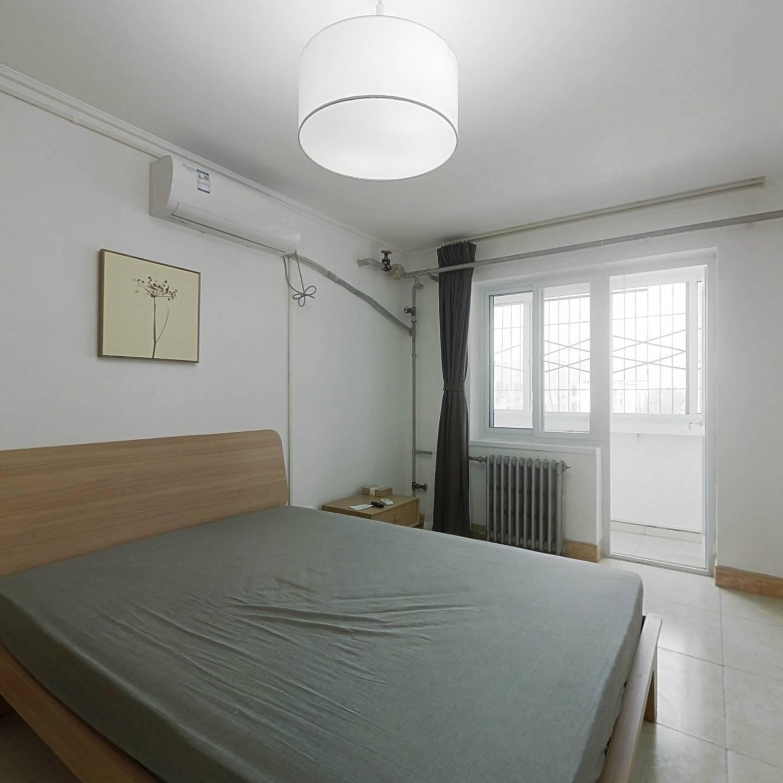 整租·永泰东里 2室1厅 东西卧室图
