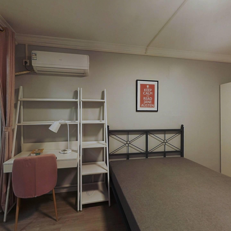 合租·新泾七村 2室1厅 南卧室图