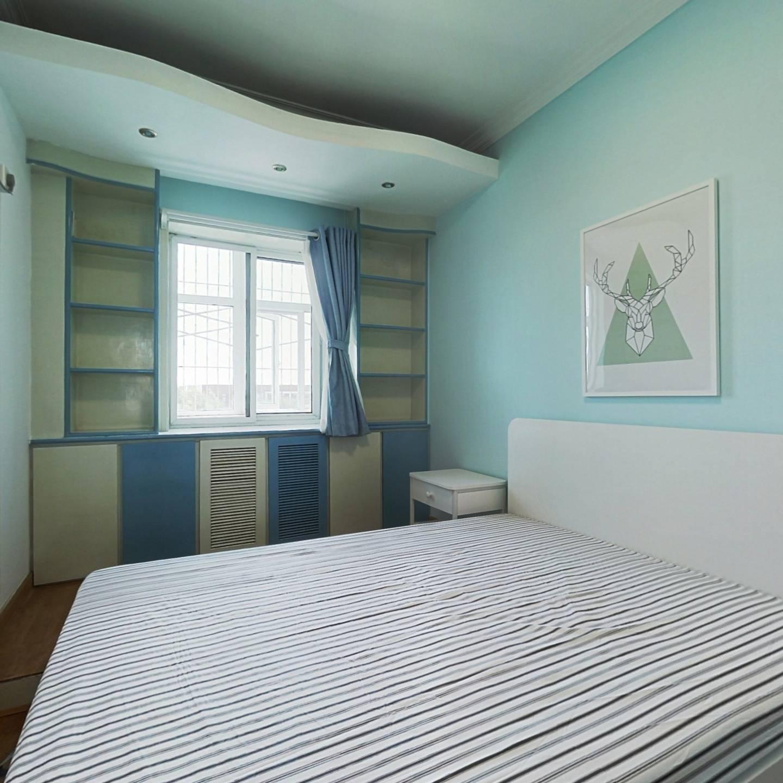 整租·竹园 2室1厅 南卧室图