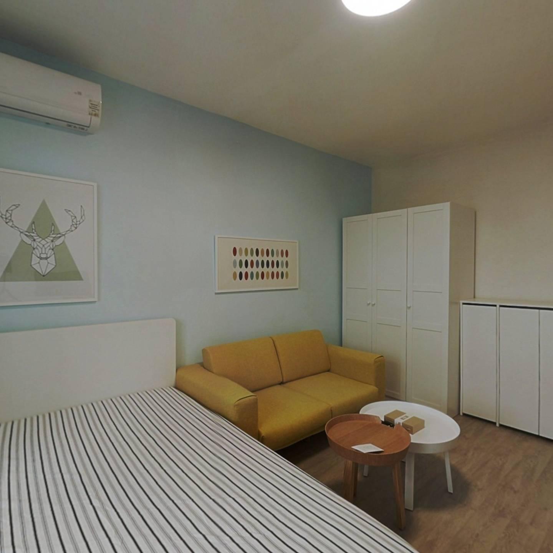 整租·本溪楼 1室1厅 南卧室图
