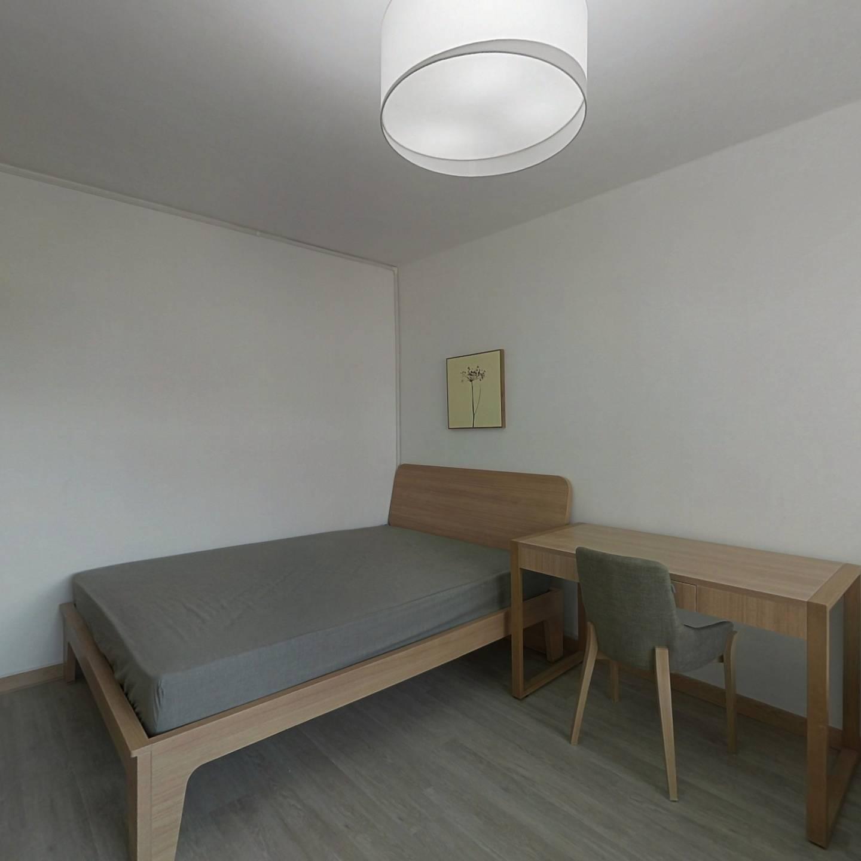 整租·北三环中路43号院 2室1厅 南卧室图