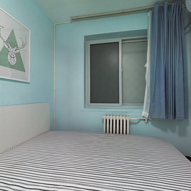 整租·紫竹院南路20号院 2室1厅 南卧室图