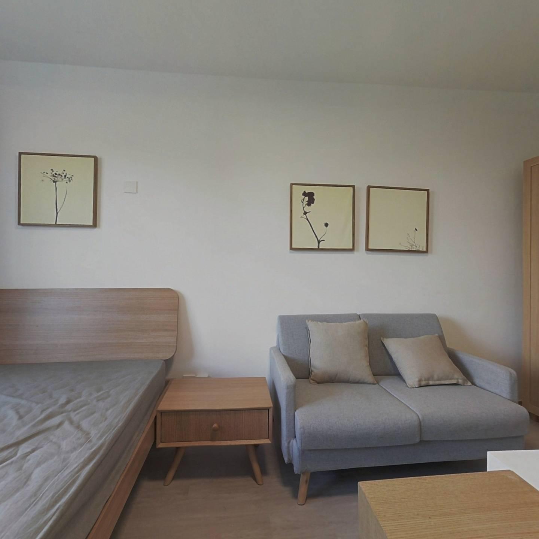 整租·翠微中里 2室1厅 南卧室图