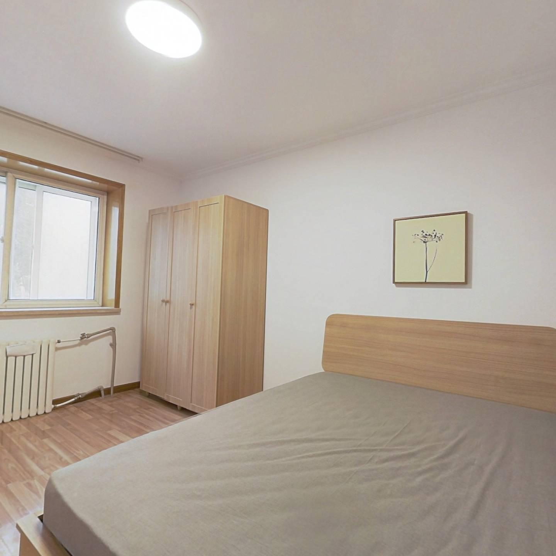 整租·双林苑 2室1厅 南北卧室图