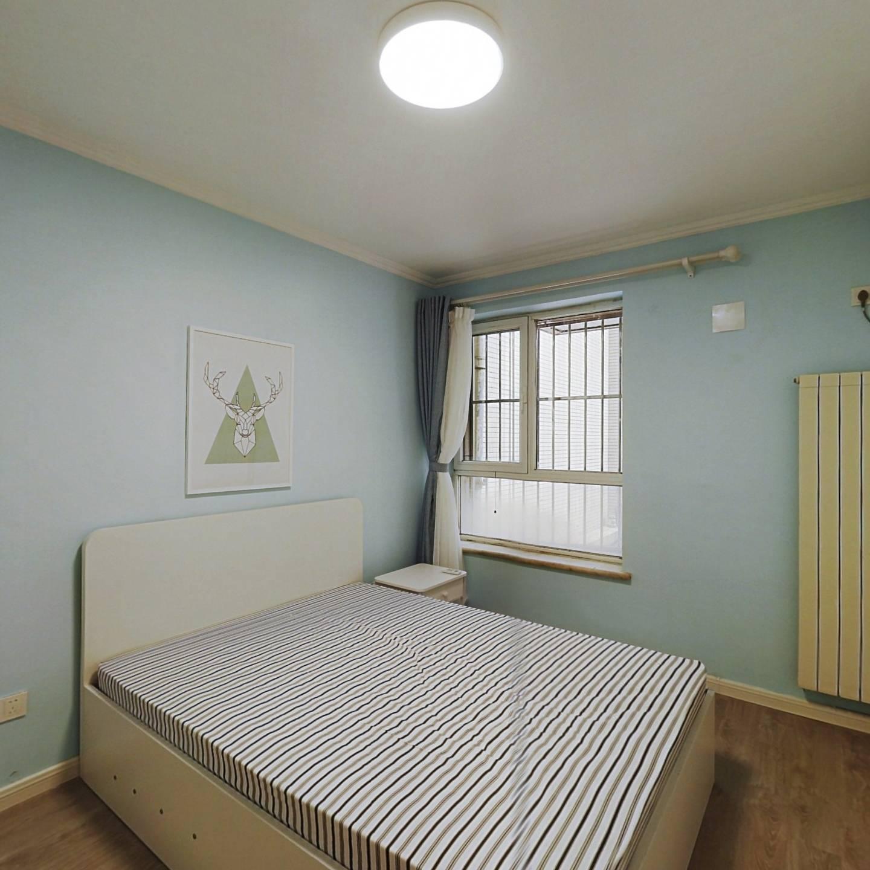 整租·北京新天地三期 1室1厅 北卧室图