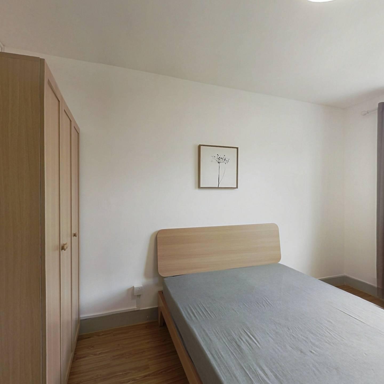 整租·纺大小区 1室1厅 南卧室图