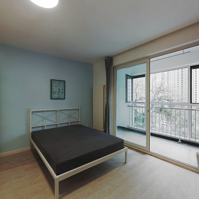 合租·康庄路23号院 4室1厅 南卧室图