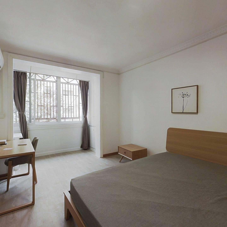 整租·梅园三街坊 1室1厅 南卧室图