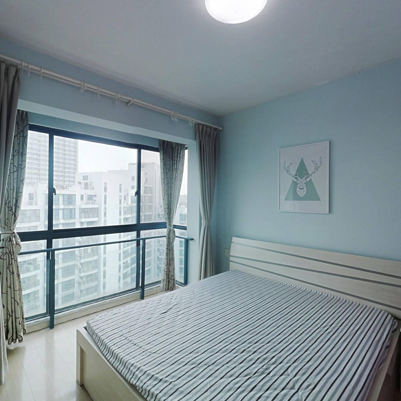 整租·福雷德广场 2室2厅 南卧室图