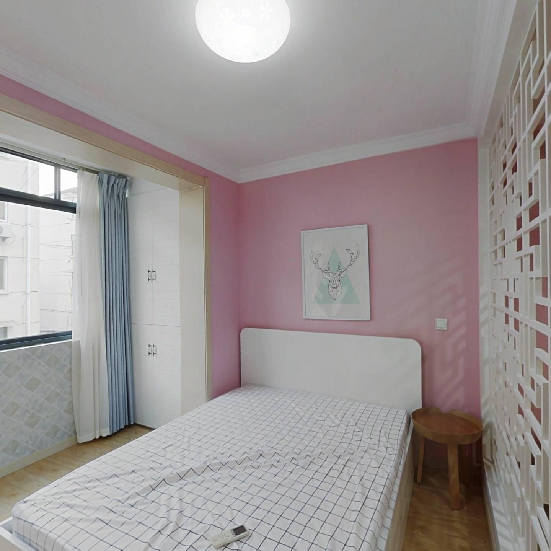 整租·华馨小区 1室1厅 南卧室图