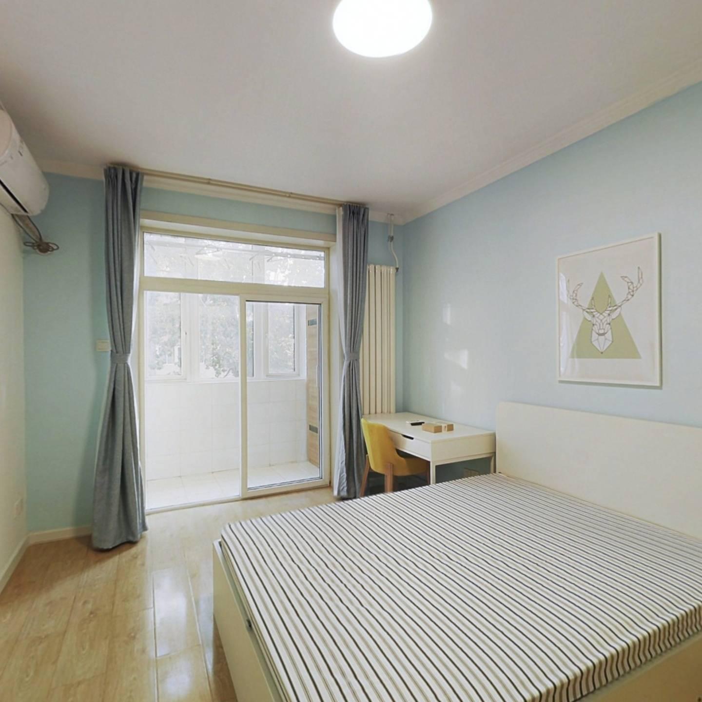 整租·秀水园 1室1厅 南卧室图
