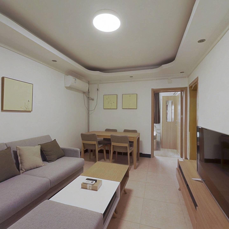 整租·水利局小区 2室1厅 南北卧室图