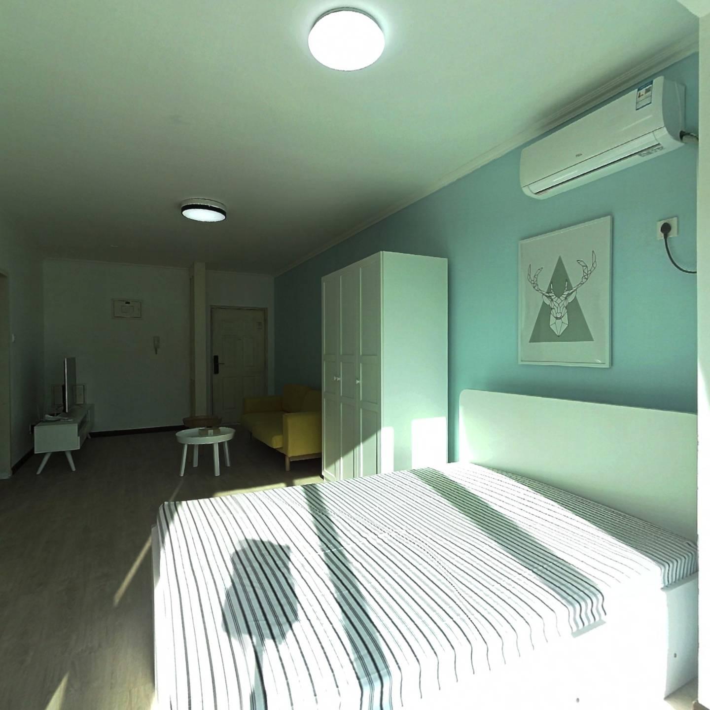 整租·雅丽世居 1室1厅 南卧室图