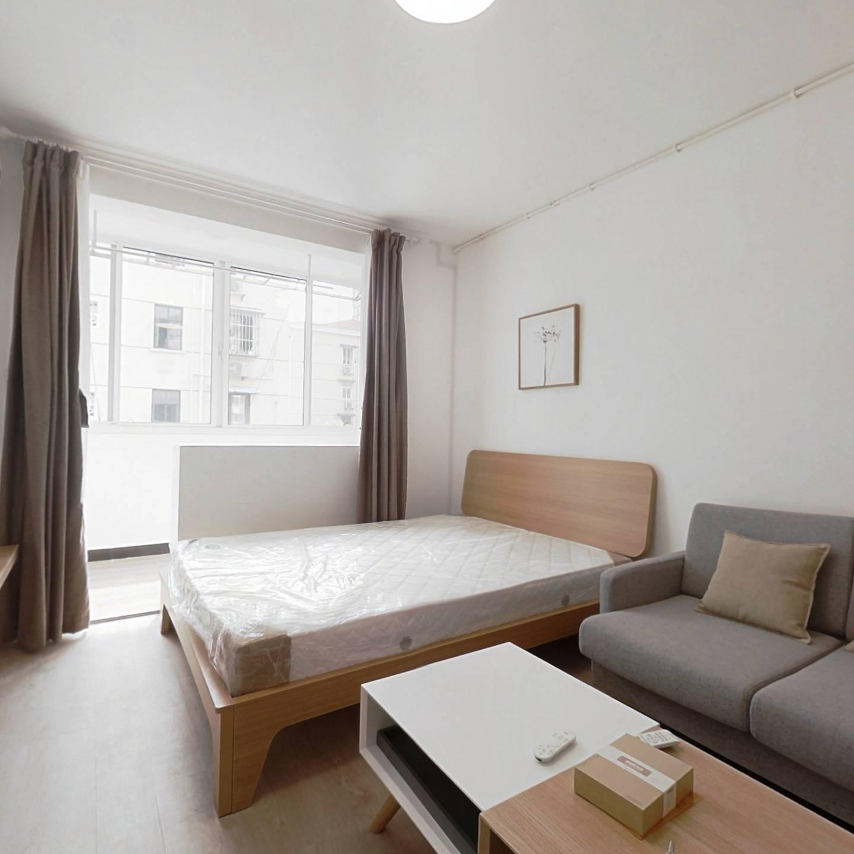 整租·王家堂小区 1室1厅 南卧室图