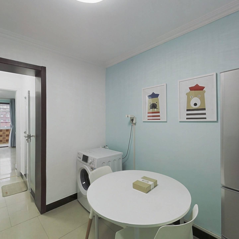 整租·甜水园东里 2室1厅 南卧室图