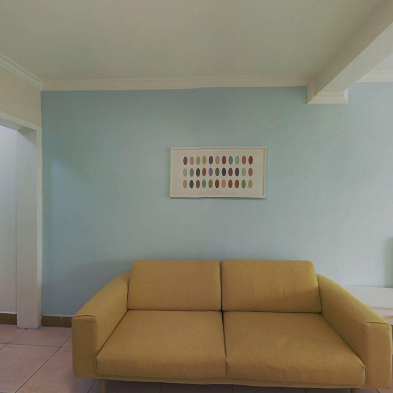 整租·郁花园一里 1室1厅 南卧室图