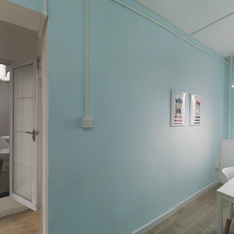 整租·甘露家园 2室1厅 南卧室图