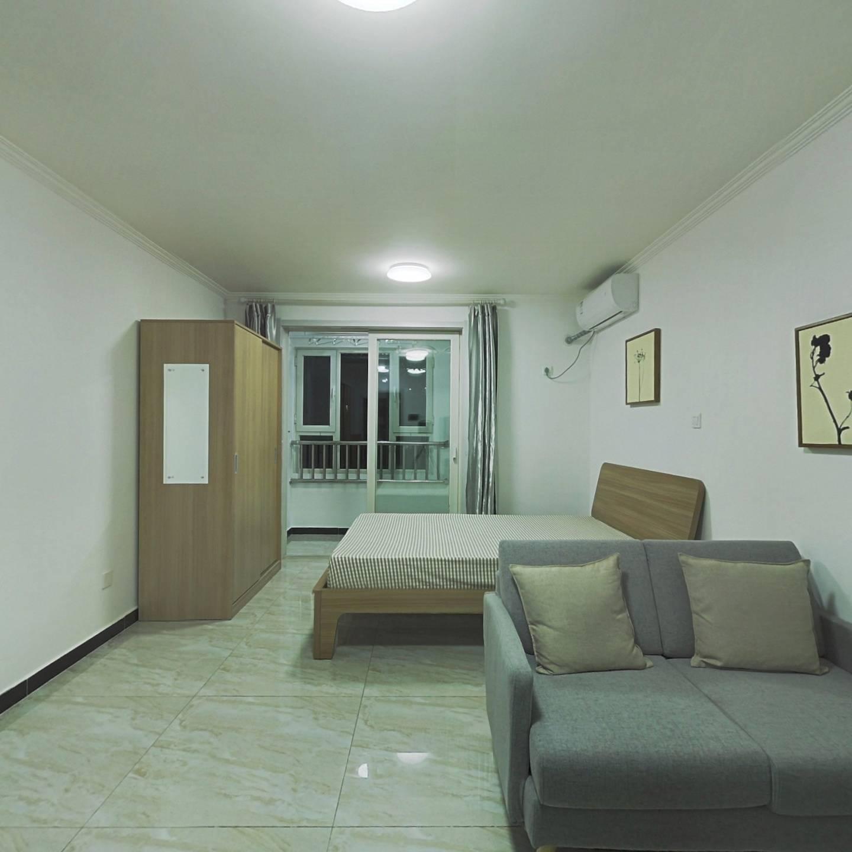 整租·稻田回迁楼北区 1室1厅 南卧室图