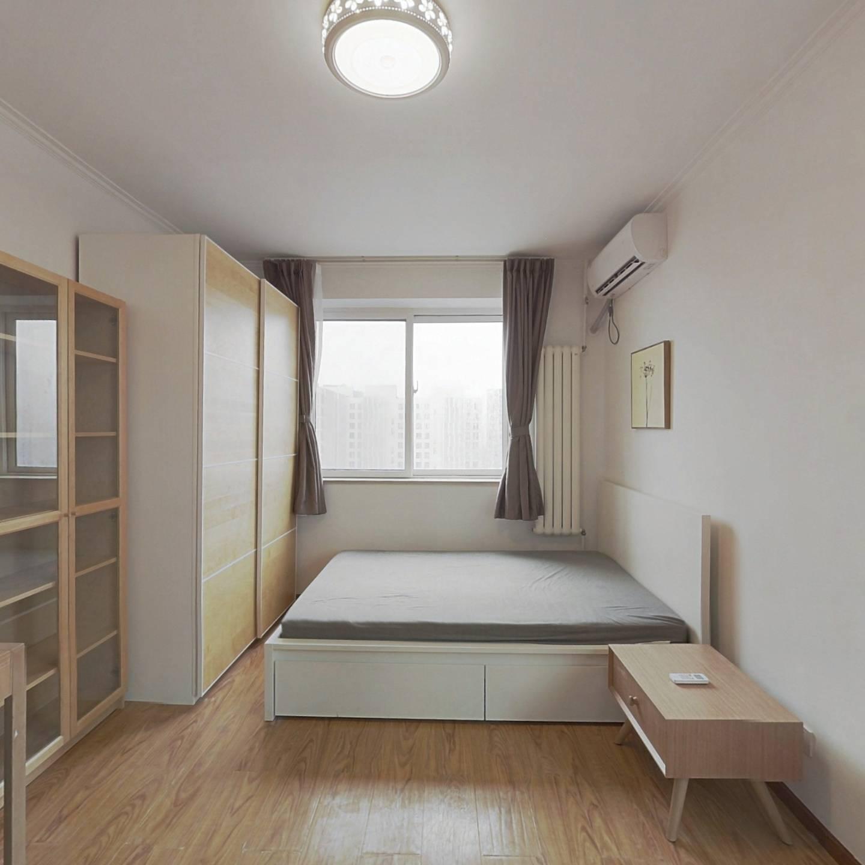 整租·秀水园 2室1厅 西南卧室图