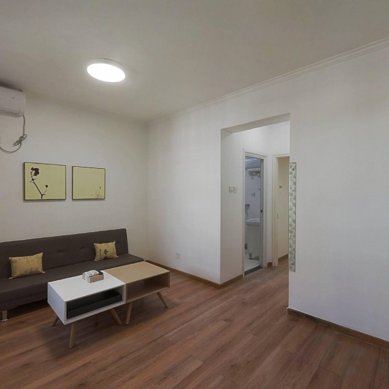整租·绿景馨园 1室1厅 南卧室图
