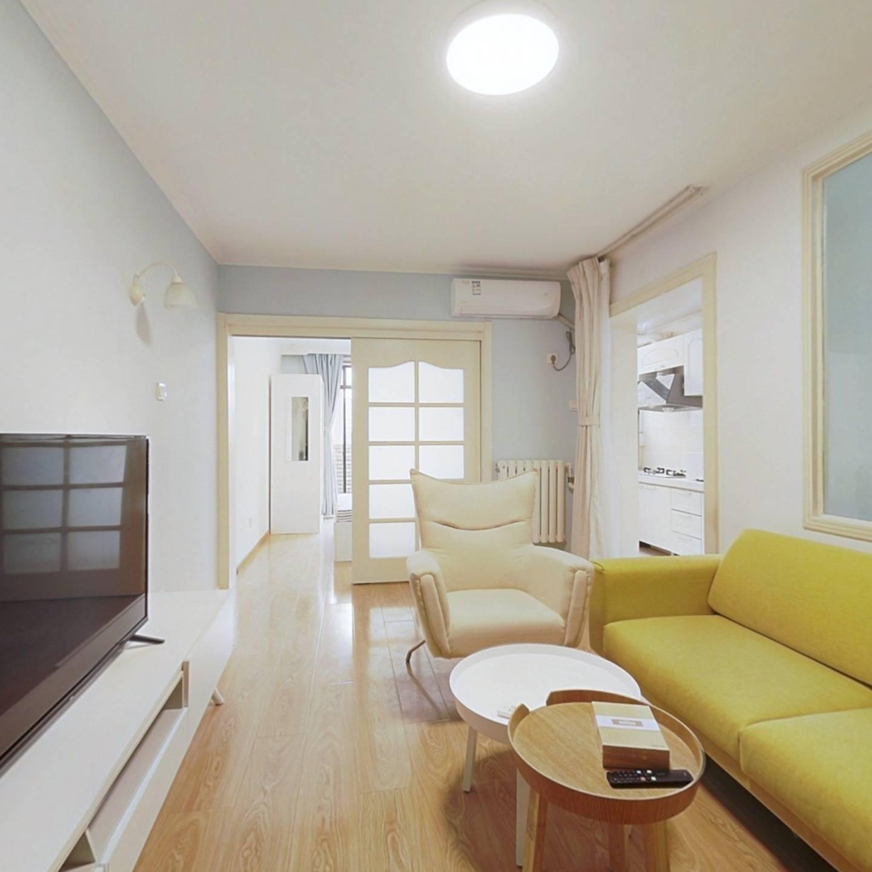 整租·寶隆溫泉公寓 1室1廳 東臥室圖