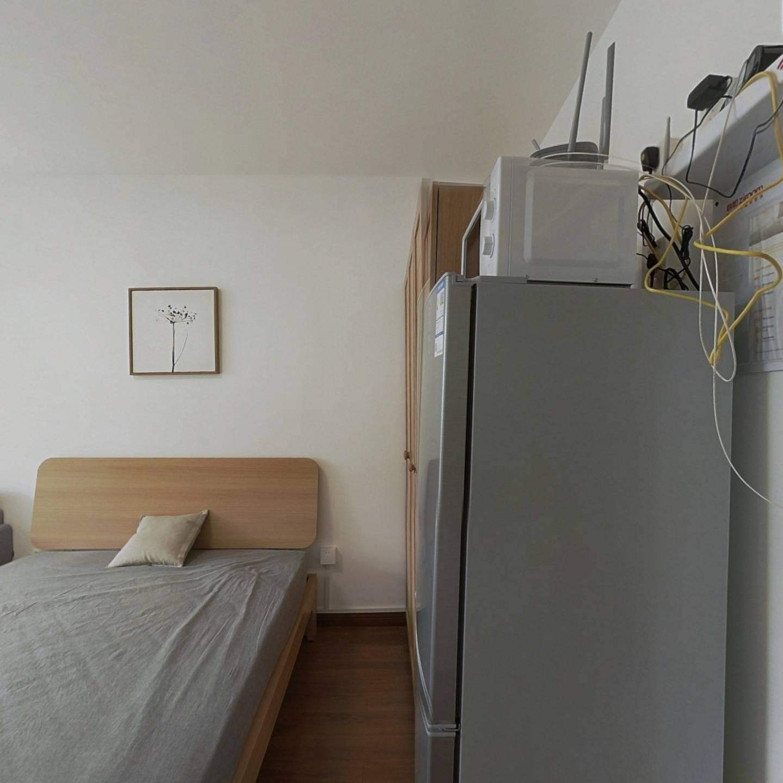整租·长宁支路279弄 1室1厅 南卧室图