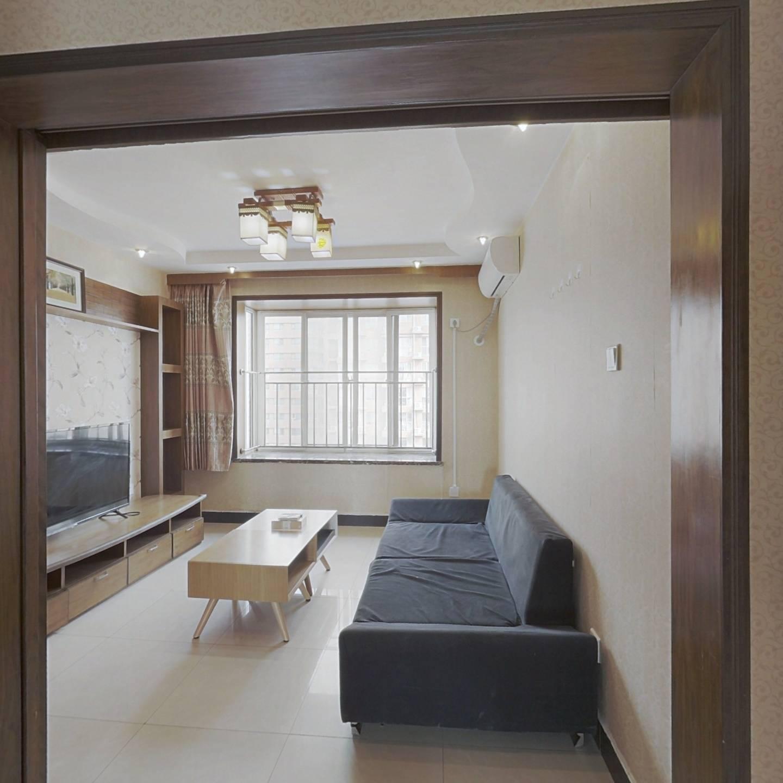 整租·福海小区 2室1厅 南卧室图