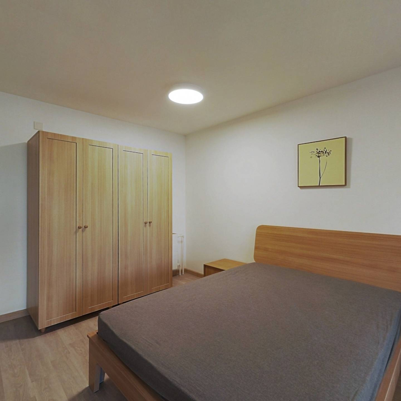 整租·城华园 1室1厅 北卧室图