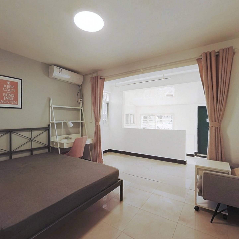 合租·虹苑新寓一村 3室1厅 南卧室图