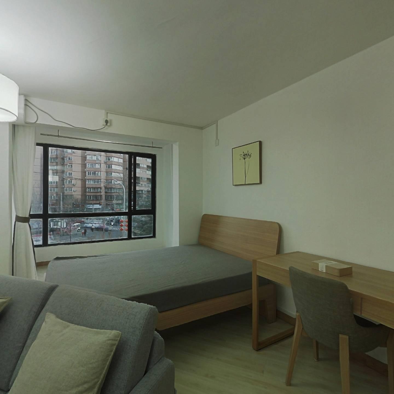 整租·高巢 1室1厅 南卧室图